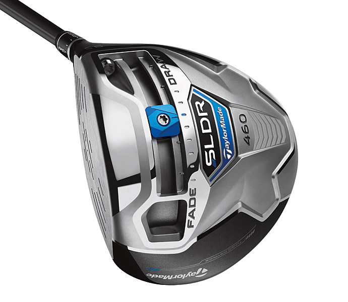 TaylorMade debuted its new SLDR driver on Tour in the summer, and it quickly became the most popular driver on Tour. The SLDR features an innovative sliding weight on the sole that moves the CG horizontally. Even Phil Mickelson, a Callaway player, tried out the SLDR briefly at the end of the year.