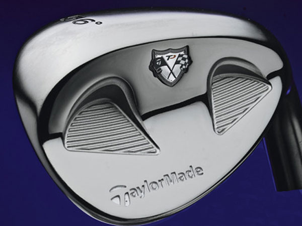 "$119                     taylormadegolf.com                     Made of: Cast stainless steel                     Loft/bounce: 52°/8°, 54°/10°, 56°/12°, 58°/8°, 60°/6°                      ""Z-grooves"" have sharper edges and 10                     percent larger volume than ""Y-grooves.""                     They also produce higher spin rates (by                     200 to 300 rpm) out of the rough. There's                     no discernable difference from fairway lies.                     Two rear ""feel"" pockets distribute vibration                     across the head, to heighten feel.                     The ""C-grind"" sole makes it easy to lay                     open the face for flop shots.                     Dark, smoky finish reduces glare."