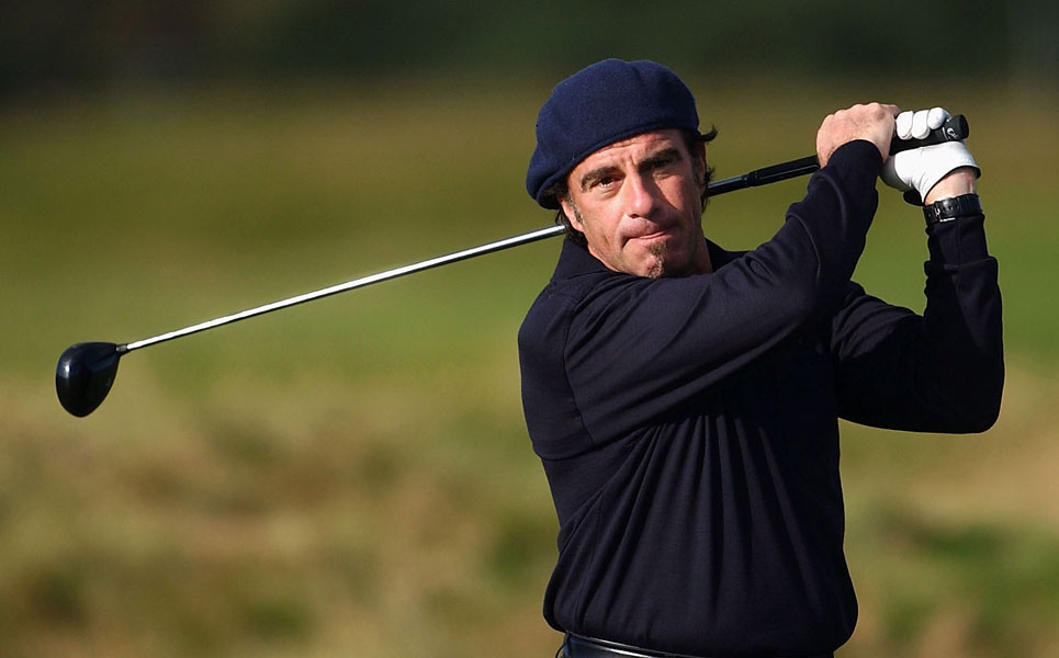 Since learning to play from Willie Nelson in the late 1980s, golf has become a large part of rocker Tico Torres's life. In addition to competing in pro-ams around the world, the Bon Jovi drummer works with two charities to host fundraising tournaments.