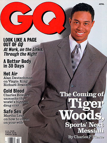 "Definitely Not FOTs (Friends of Tiger)                       Winning golf tournaments all over the world has made Tiger Woods one of the most recognizable people on the planet. He is idolized and admired by millions. But along the way, he has made a few enemies and developed a few grudges.                                                                      GQ Magazine                       A young Tiger Woods made mildly sexist and racist jokes in the presence of Charles Pierce, who was writing a cover story about the burgeoning star for GQ. Tiger thought the comments were off the record, but Pierce used them in his story, along with other material about Tiger's father, Earl.                                              Woods released a statement after the story ran in the April 1997 issue. ""It's no secret that I'm 21-years-old and that I'm naive about the motives of certain ambitious writers. The article proves that, and I don't see any reason for anyone to pay $3 to find that out."""