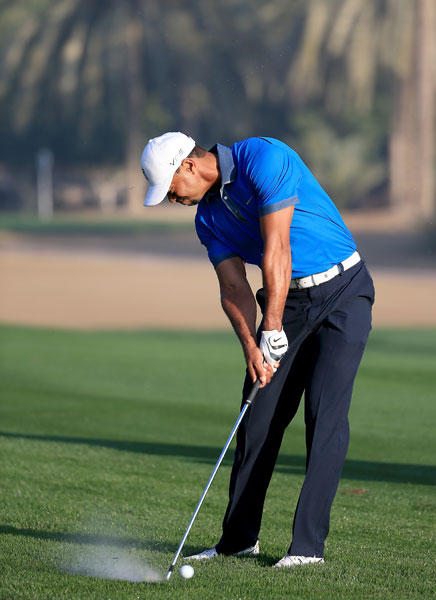 Tiger Woods enters the Desert Classic after missing the secondary cut at the Farmers Insurance Open last week.