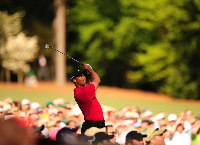 2010 | Comeback                         He comes out of hiding to finish T4 at the Masters.