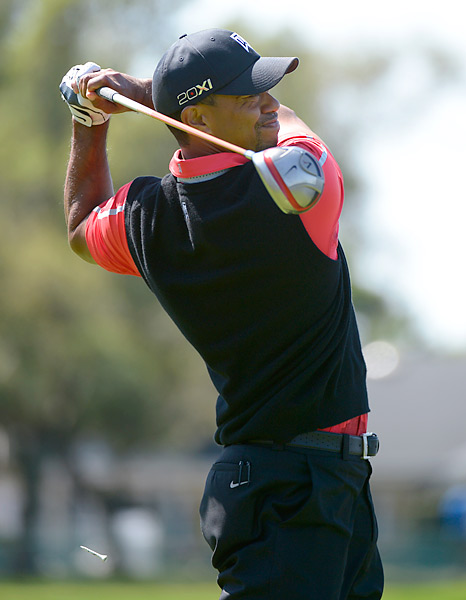 Tournament: Arnold Palmer Invitational                     Champion: Tiger Woods                     Driver: Nike VR Tour