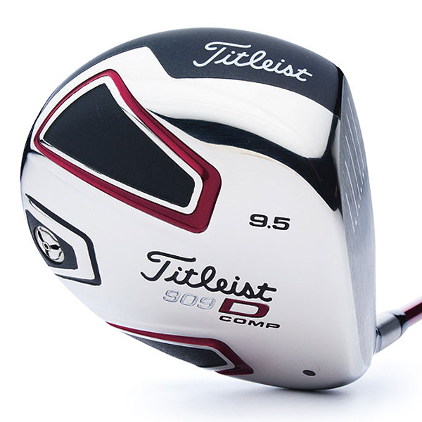 "$499, graphite                     titleistgolf.com                                          It's for: Better players to 15-handicappers                                          Dan Stone, VP of R&D:                     ""The composite crown allows us to                     lower the center of gravity (CG) without                     increasing backspin. 909 DComp delivers                     high launch with low to mid spin.""                                          How it works: The 460cc, multi-material head                     (titanium body, composite crown) is stretched                     longest from face to rear among 909 drivers. It                     also has the deepest CG, highest MOI and belts                     out the highest ball flight with the most backspin.                     Expect more help on misses, too. A factory-installed                     swingweight screw (2, 7 or 12 grams) is used to                     match head weight with your preferred shaft.                     Comes with the Titleist Matrix Ozik XCon shaft.                                          Buy and Compare This Driver"