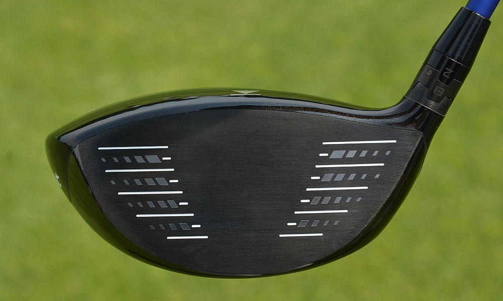 Titleist says a new face design increases ball speed in the 913 drivers.