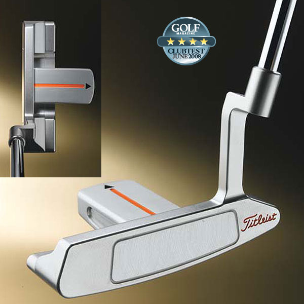 "Titleist Scotty Cameron Newport 2 Detour                       $299                       titleist.com                                              WE TESTED                       34"" and 35"" in steel shaft                                              COMPANY LINE                       ""The face frame is milled from Studio stainless steel, the arched body and face are milled from aircraft aluminum. Its curved profile and sightline promote an inside-to-square-to-inside swing path. A stainless steel back weight pushes the center of gravity rearward.""                                              Our Test Panel Says ...                       Pros: The extended alignment aid gives a clear vision of the target line, where to aim and the path to take it back; proponents say the Detour delivers the crispness at impact that Camerons are known for; nice balance leads to natural pendulum stroke; a blade with modern directional                       forgiveness; rear-center weight contributes to good roll off the face.                                              Cons: Distance forgiveness is only so-so on toe hits; detractors find it too light, with limited feedback, for great distance control; large ""tongue"" and orange grip throw some for a loop.                                               ""Like turning a jump rope — once you get it back the thru swing comes easily."" Eric English (13)"