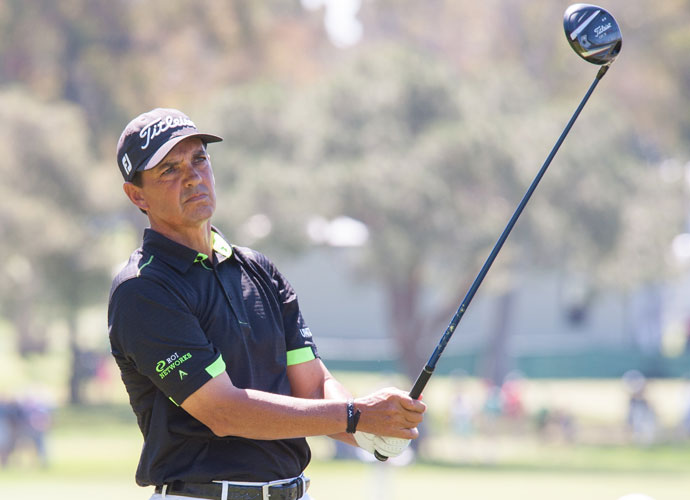 Tom Pernice won his Champions Tour debut in 2009 after a PGA Tour career that included two victories. He carries a +4.6 handicap at Bear Creek Golf Club in Southern California.  Have you played five rounds of golf? Click here to get your own handicap in seconds on Golf.com. The link will open in a new tab.