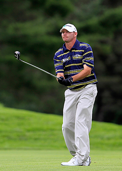 Tommy Gainey also shot a 62 to tie for the lead.