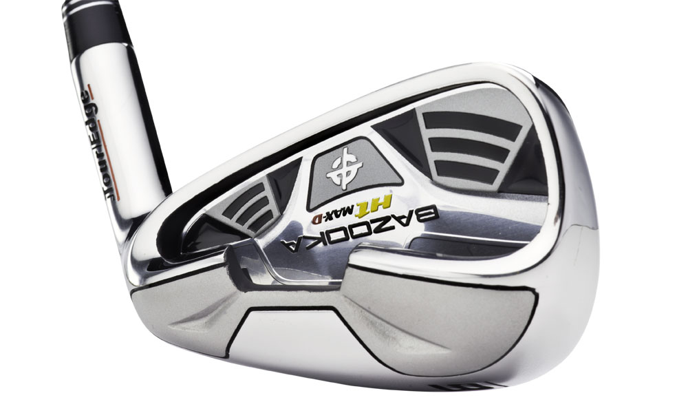 Tour Edge Bazooka HT Max-D, $299, steel; $399, graphite                     See the complete review.