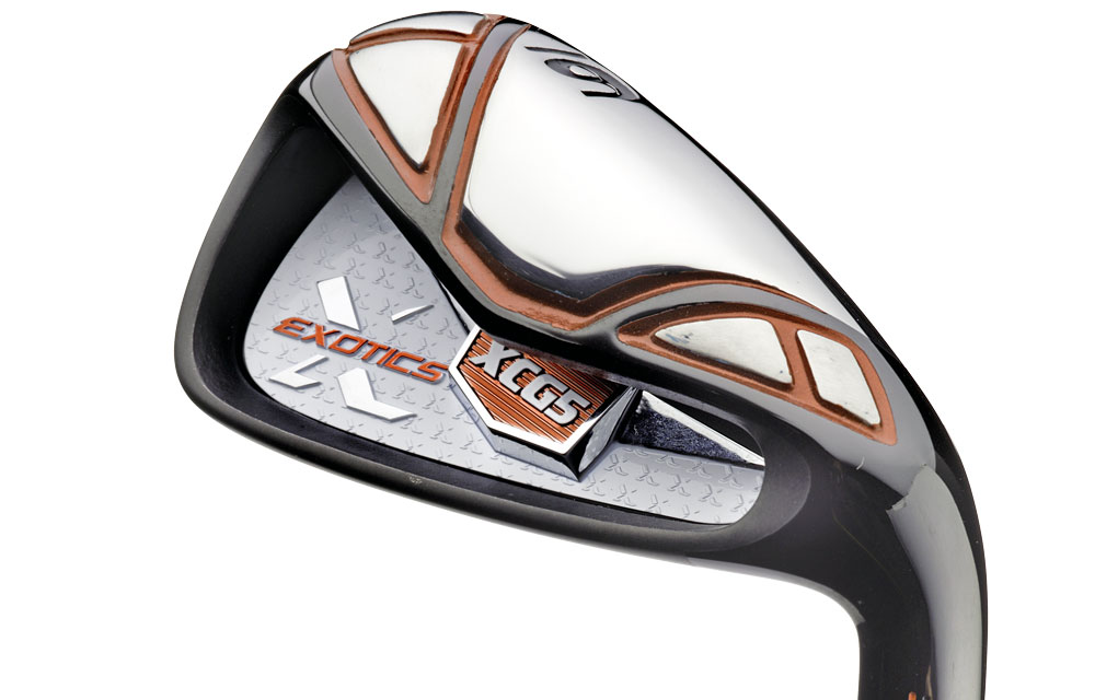 Tour Edge Exotics XCG-5                       $499, steel (4-PW); $599, graphite (4-PW)                       Read complete review