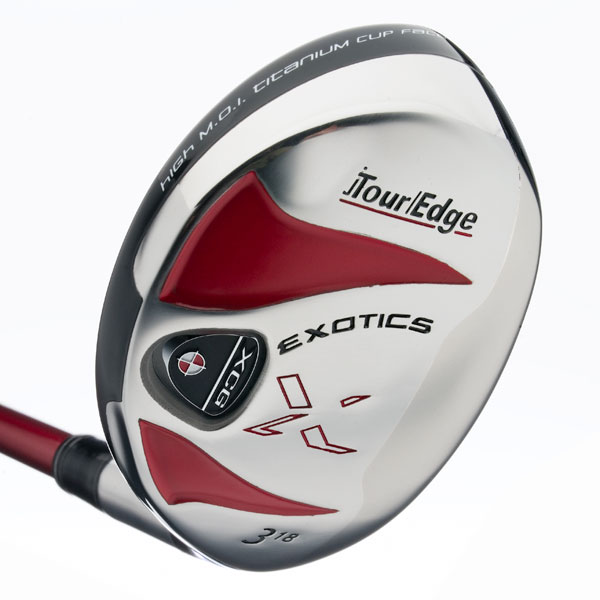 "Tour Edge Exotics XCG                       $219, graphite                       exoticsgolf.com                       Tour Edge goes high-tech in a traditional looking                       package. Brazing the large titanium                       ""cup face"" and crown to the steel body (no                       welding) results in added weight low and                       the promise of improved energy transfer.                       The clubface is thinnest toward the heel                       and toe to enlarge its effective hitting area.                                              More equipment articles:                       • Research before you buy in GOLF.com's Equipment Finder                       • Get the latest equipment news in The Shop                       • Special Section: The Business Side of Golf"