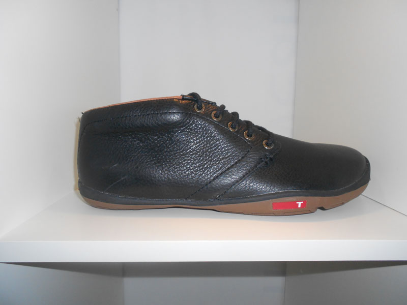 The True Chukka, a casual boot-style golf shoe, launched today and is available for $210 at truelinkswear.com