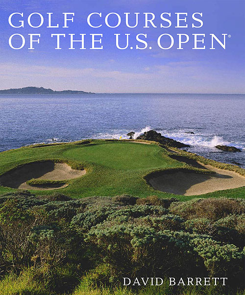 Golf Courses of the U.S. Open (left)                   by David Barrett                   Abrams Publishing                   Veteran writer and editor Barrett has compiled a thoroughly comprehensive collection of descriptions, maps and accounts of the elite 50 courses that have hosted U.S. Opens. This book is a handy, attractive and entertaining reference tool with an informative foreword from the Open Doctor himself, Rees Jones.                                      Journey Through the Links                   by David Worley                   Aurum Press                   On a cold winter's night, sifting through handsomely illustrated pages of the finest courses of Great Britain and Ireland will surely buoy the spirits. Worley's book suits the task admirably. With a foreword by five-time British Open champion Peter Thomson, this is an enjoyable ride around 155 seaside layouts.                                      See more great holiday gift ideas in the GOLF.com Holiday Gift Guide
