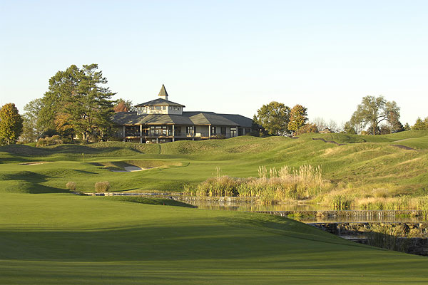 """Hole 18 — """"Gahm Over""""                       547 yards, par 5                                              More Ryder Cup Content:                       • GOLF.com Course Finder: Valhalla Golf Club                       • Gallery: Meet the United States team                       • Gallery: Meet the European team                       • Gallery: Feherty's All-Time Ryder Cup Team"""