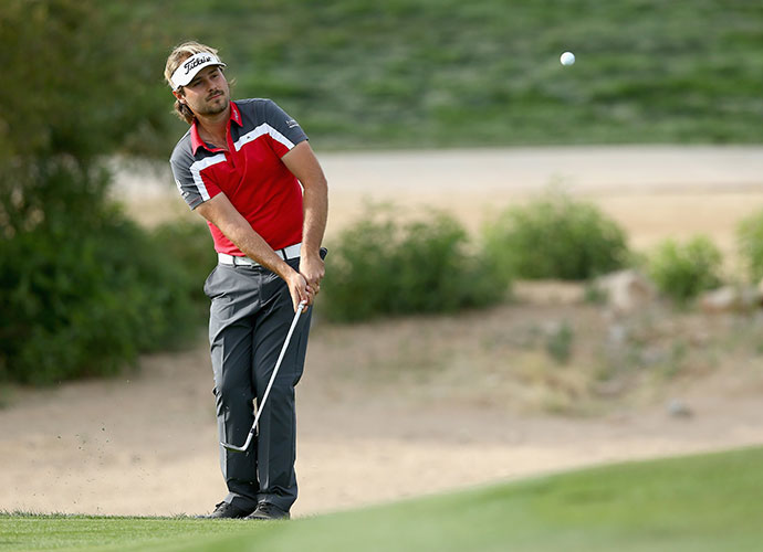 BEST ON-COURSE RECOVERY                     Victor Dubuisson at the WGC–Match Play Championship A Frenchman who never trained in the French Foreign Legion, Dubuisson showed stupendous desert survival skills, prolonging his final match against Jason Day with a pair of miraculous up-and-downs from spots where some saguaros would fear to tread.