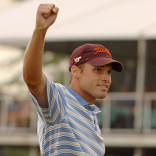 Nick Watney, 27                                              He's frequently been mistaken for lookalike Bill Haas, but the big difference is Watney has won, at the 2007 Zurich Classic of New Orleans. That he prevailed in his 75th career PGA Tour start came as a surprise to almost no one. Watney won five times as a senior at Fresno State, where he was the top-ranked college player. He won on the Canadian tour after turning pro in 2003, on the Nationwide Tour in 2004, and at an unofficial event at Pebble Beach in 2005.