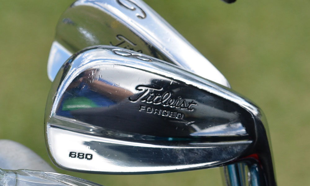 5. Webb Simpson (USA)                     Titleist 680MB (4-P) with True Temper Dynamic Gold X100 shafts
