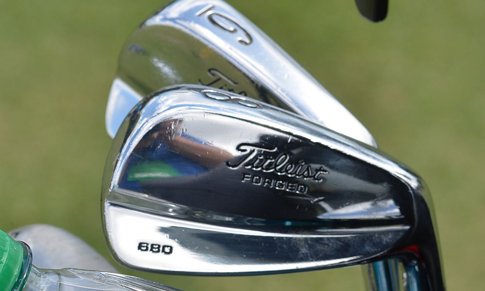 8. Webb Simpson (USA)                       Titleist 680MB (4-P) with True Temper Dynamic Gold X100 shafts