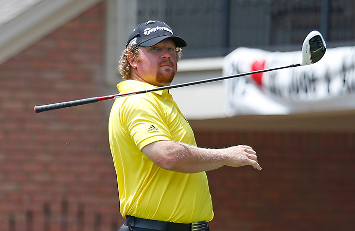 William McGirt also had a 70 on day one.