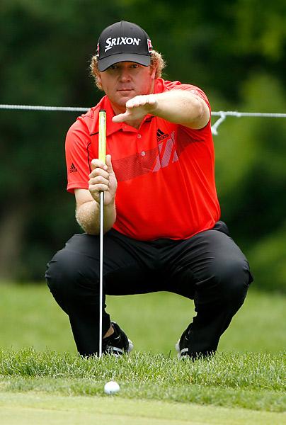 McGirt has never won on the PGA Tour.