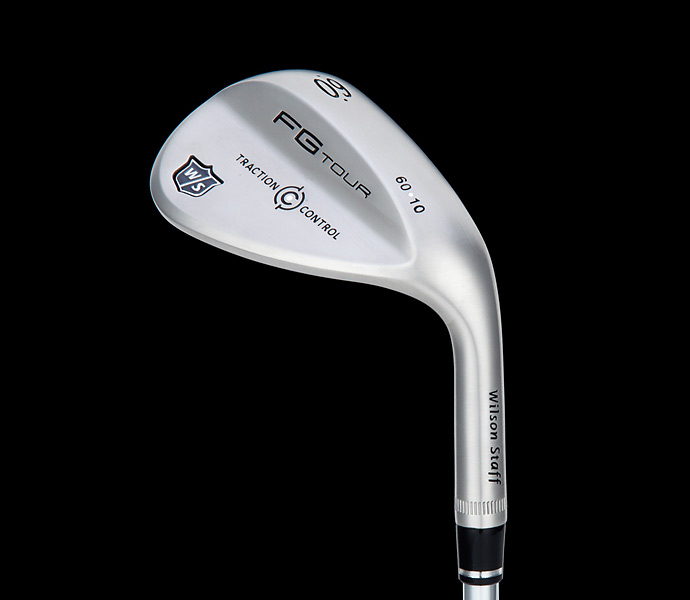 Wilson Staff FG Tour TC Wedge                     Price: $100                     Read the complete review