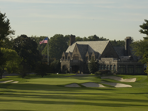 Winged Foot (West)                   Marnaroneck, N.Y., #13 U.S., #22 World