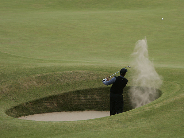 Tiger Woods, United States                       St. Andrews, 2005