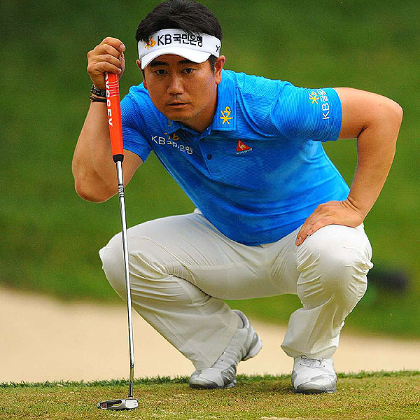 Y.E. Yang | Qualified: Ninth in points standings | Past Presidents Cups: 2009 | Career Record: 2-2-1