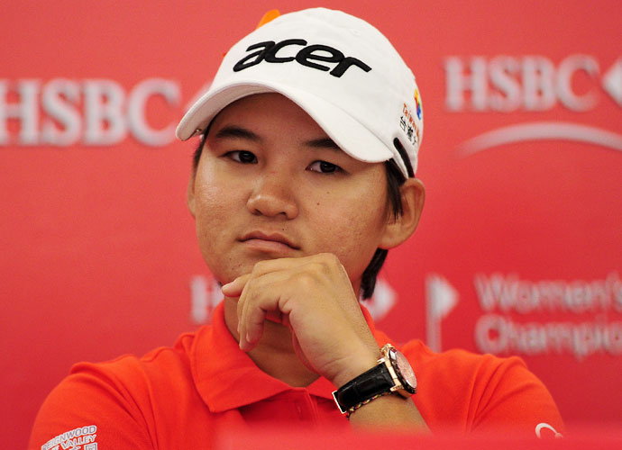 Is Yani Tseng's slump due to issues that are mental or physical?                       LPGA player responses:                       MENTAL: 79 percent                        PHYSICAL: 5 percent                        BOTH: 16 percent