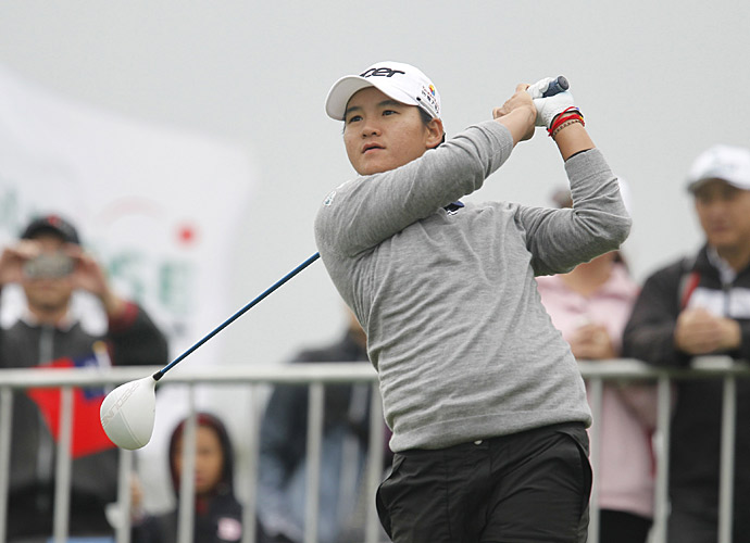 The former women's world No. 1, Tseng also signed a new deal with Callaway following a down year on the LPGA Tour.