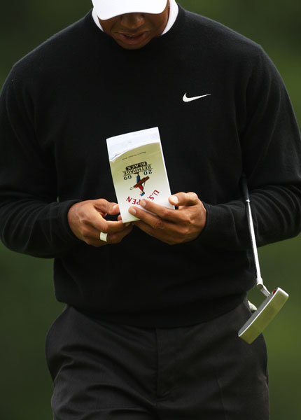 "About how many books did you read in the last year?                          PGA Tour pro responses:                          0: 29 percent                          1: 12 percent                         2: 12 percent                          3: 7 percent                          4: 12 percent                          5: 4 percent                          6-10: 16 percent                          10: 8 percent                          OFF THE RECORD:                         ""Less than the cars I own.""                        ""I've read a lot of yardage books. Do those count?"