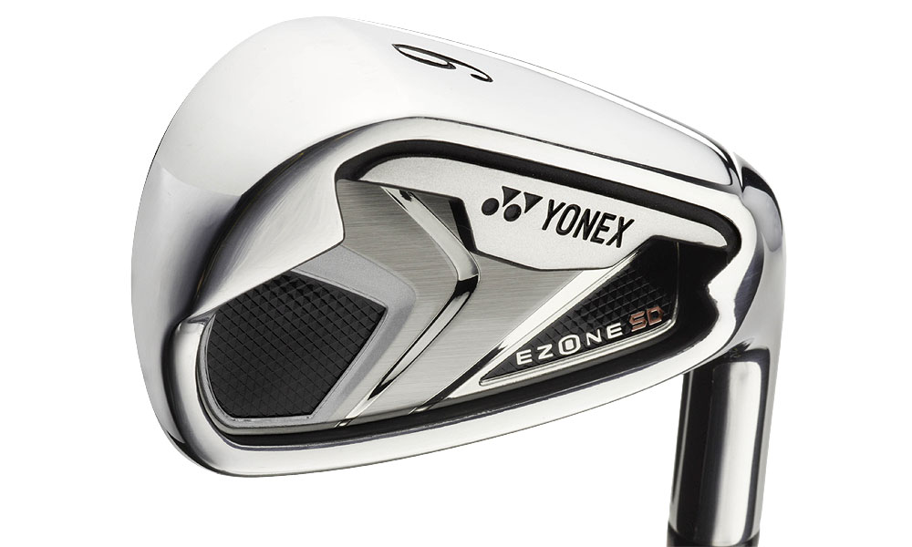 Yonex EZONE SD, $599, steel (set of 7); $699, graphite                       See the complete review.