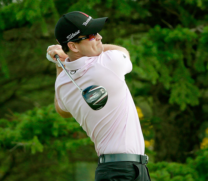 Tournament: BMW Championship                     Champion: Zach Johnson                     Driver: Titleist 913D2