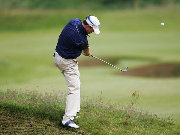 Zach Johnson broke through and won his first major at the 2007 Masters in April. He will be looking for another breakthrough at Carnoustie — he has missed the cut in all three of his previous British Open appearances.