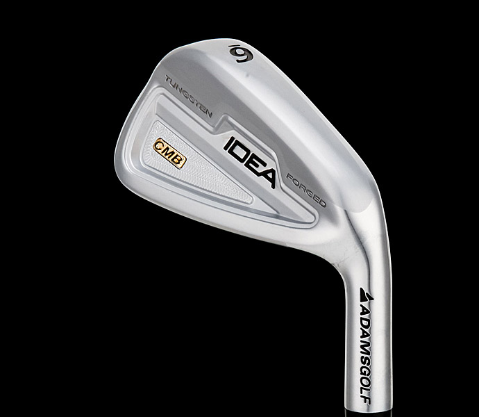 Adams Idea CMB Irons                       Price: $999, steel                       Read the complete review                       Go to ClubTest 2013 Homepage