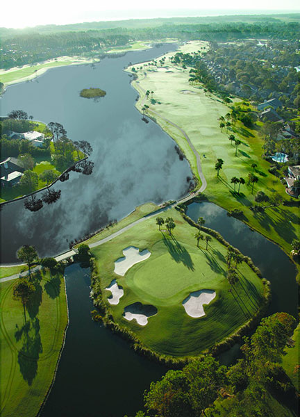 6. Sawgrass Strong: Do you think TPC Sawgrass is tough? Consider its predecessor, Sawgrass Country Club. Winning scores for the five years the event was held there were 289, 289, 283, 278 and 285. None of the top 10 finishers in the '77, '78 and '79 events broke 70 in the final round.