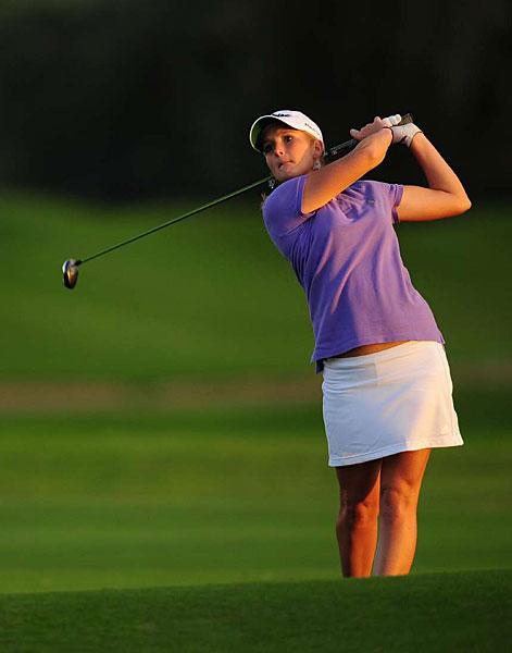 Anna Grzebien                                              Nationality: American                       World ranking: 158                       Career earnings: $96,834