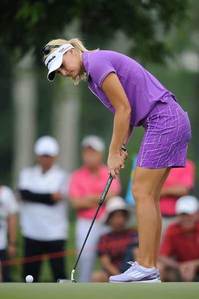Anna Nordqvist, 27, won the 2009 LPGA Championship, but has never cracked the top-10 at the U.S. Women's Open.