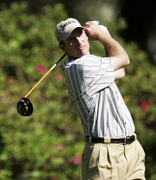 With a bogey on 18, Jim Furyk shot a two-over 73 and missed his first cut of the year.