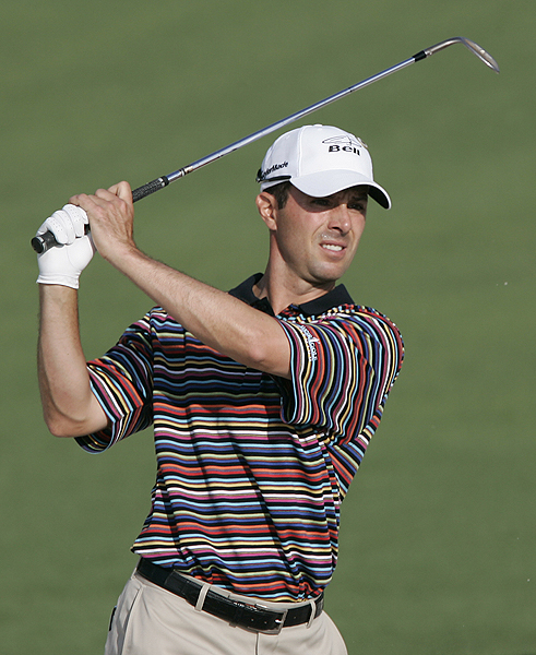 In 2003, Mike Weir recorded the fourth bogey-free final round by a winner in the 67-year history of the Masters.