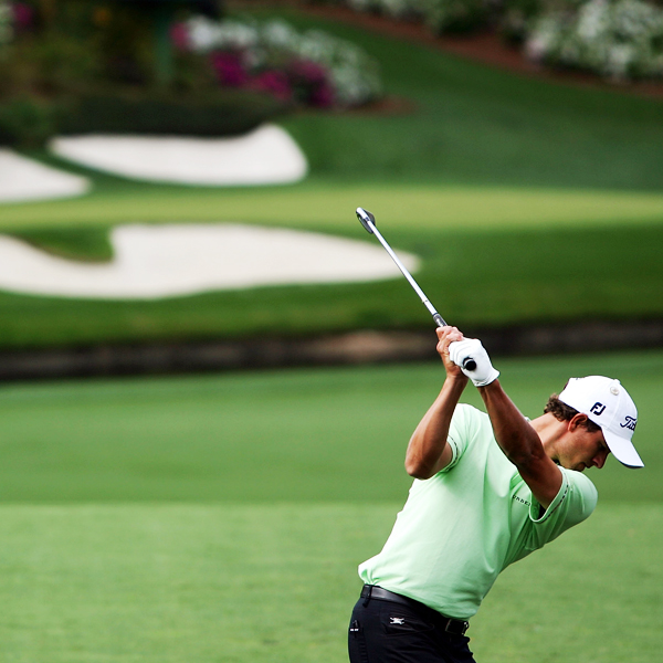 World No. 3 Adam Scott has one top 10 in five appearances at Augusta.