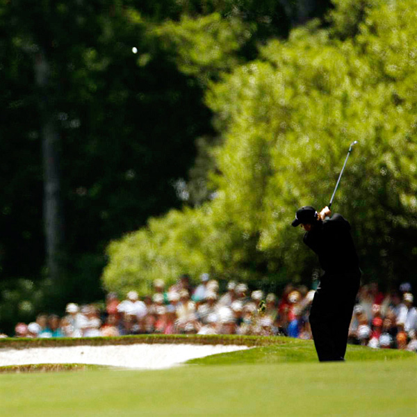 In 14 appearances at the Masters, Mickelson has only missed one cut.