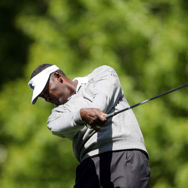 Vijay Singh, the 2000 champion, finished at even par after a one-under 71.