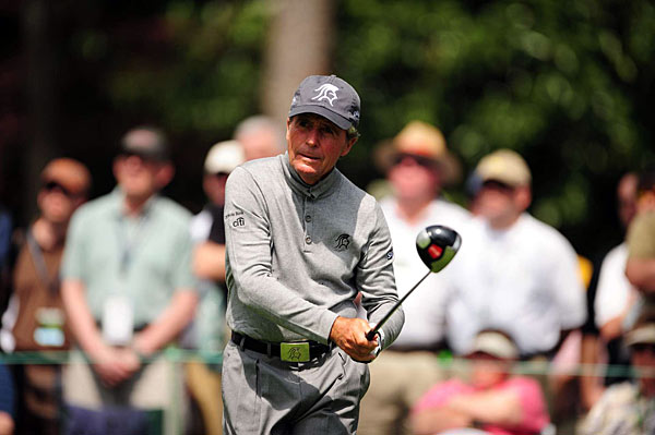 Q. Anything that you saw today, or will see tomorrow, that would make you change your mind about playing next year?                                          Gary Player: No. If I can shoot around 80 — if I have a good day, I still putt very well, and my short game is still very good. But I really — I have been playing very nicely, and I played very poorly today, really, except the back nine.