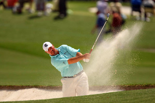 Q. Amen Corner is coming back to hurt a lot of players.                                          Boo Weekley: What's Amen Corner? Is it 12? Why is that a corner? It should be 12, 13, and 14, shouldn't it? Well you got me there.