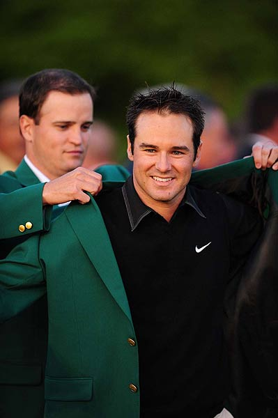 Already won a major                                              Trevor Immelman, 28                       After battling a myriad of health problems — a stomach bug at the 2007 Masters, followed by a benign tumor later that year — Immelman came up huge at Augusta this year, surprising many. His putting has always taken a backseat to his overall ball-striking, but he more or less tamed the slickest greens in the game with a W at the year's first major in April. Fun fact: Immelman, who comes from a musical family, is pals with Bon Jovi drummer Tico Torres.