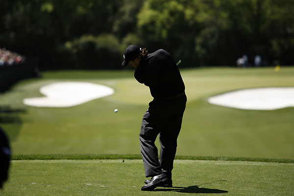 "Q. When you look back, what makes you shake your head and say ,""If only this had been a little better""?                                          Phil Mickelson: I think I've been neglecting (putting) a little bit working on the ball-striking aspect. When I come back in a couple weeks hopefully I'll have that straightened out."