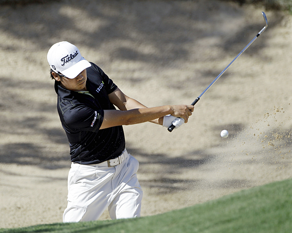 Kevin Na shot an 80 on Thursday, which included a 16 on a par 4, and Friday wasn't much better. Na shot a 5-over 77.