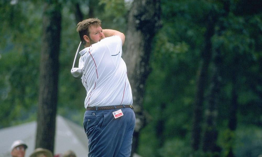 Chris Patton                       1989 US Amateur champion. Patton finished low amateur (T39th) at the 1990 Masters.