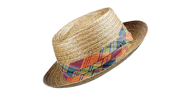 Sam Snead straw by Hartford York                       ($95)